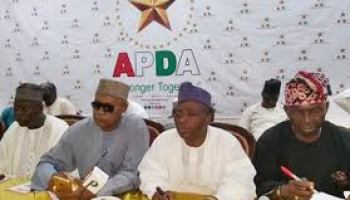 Image result for APDA to include calls for restructuring in manifesto