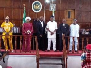 Image result for Ondo state Assembly confirms 18 commissioner nominees
