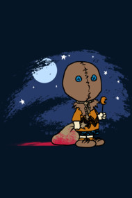Charlie Brown Zombie Shirt