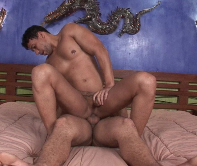 Nice Gay Couple Has Passionate Sex In The Bedroom