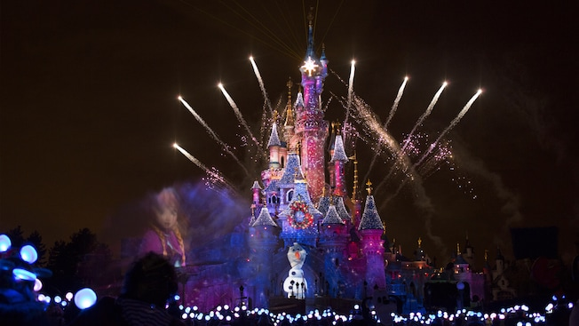 Image result for disneyland paris christmas