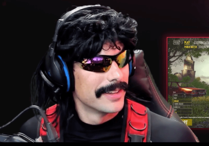 """Dr Disrespect rants on PUBG's ping: """"That's why no one is playing ..."""