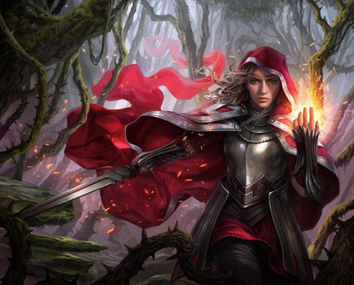 Get aggro in style with Crystal Slipper, a new card from Magic's ...