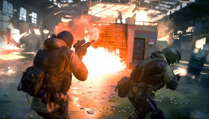 Call Of Duty Modern Warfare S Impending Update Has Big Changes Coming For Competitive Play Dot Esports