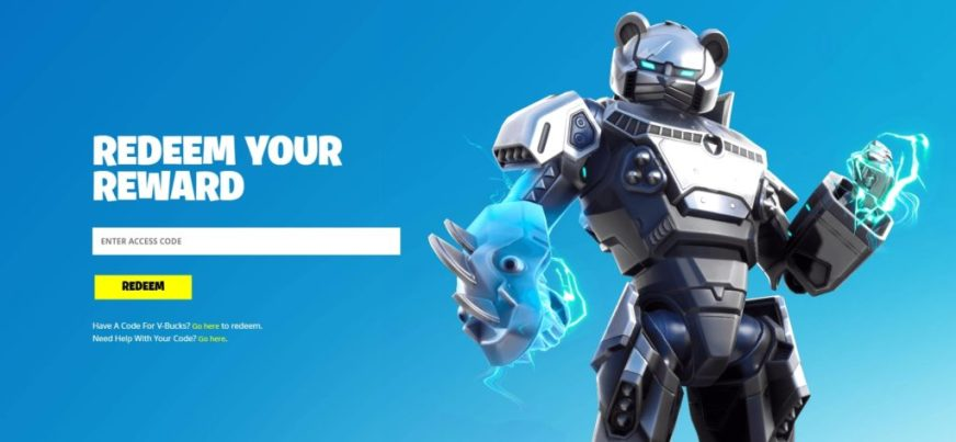 How to redeem a code in Fortnite | Dot Esports