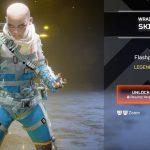 Rarest Wraith Skins In Apex Legends Apex Legends Hacks Cheats