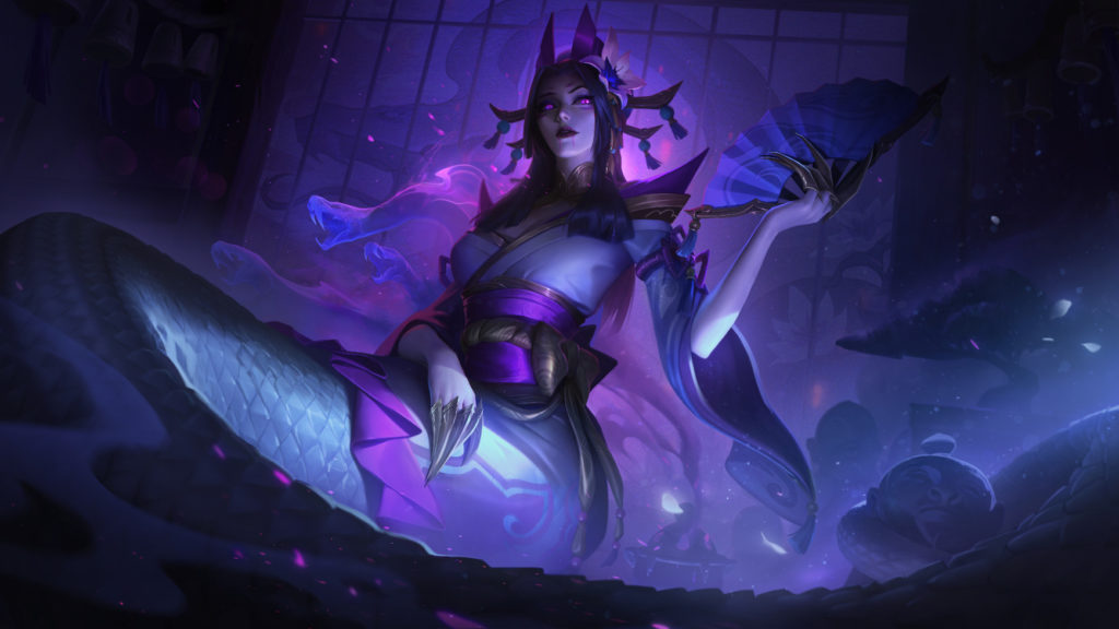 4 League of Legends Champions will have new Spirit Blossom Skin