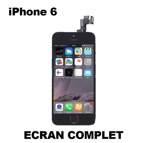 ecran complet pour iphone 6 noir