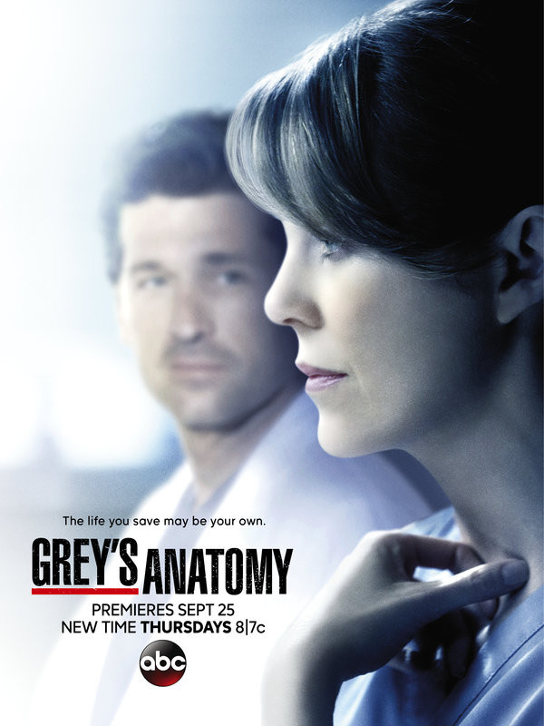 Season 11 Poster Revealed! | Grey's Anatomy