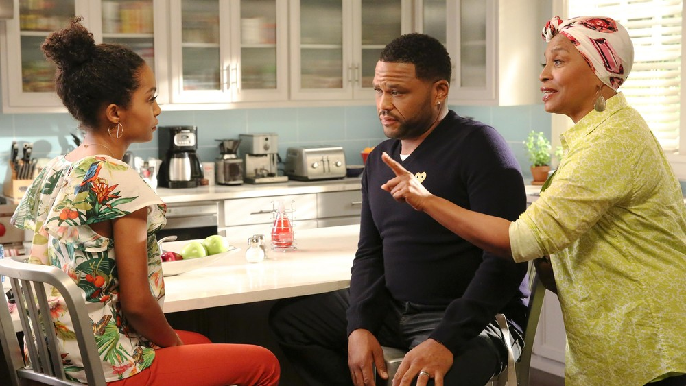 Image result for 'Blackish' Season 3 Episode 06 Jack of All Trades