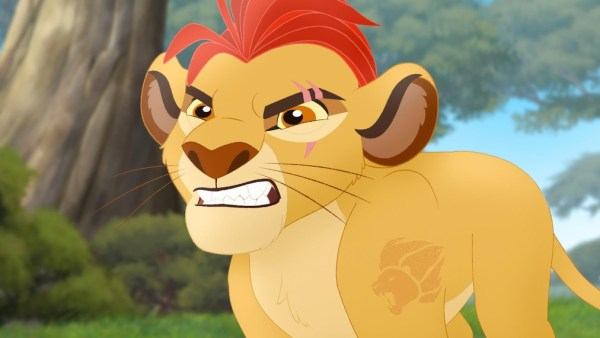 lion king battle cry # 59