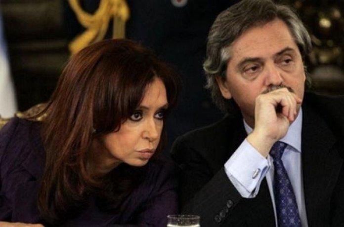 Resultado de imagen para Alberto Fernández  Cristina Fernández
