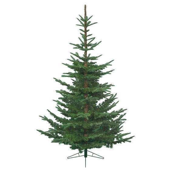 Hai già l'albero di natale,. Albero Di Natale Artificiale Nobilis Alt 210 Cm Verde Abete Alberi E Alberi Di Natale Artificiali Eminza