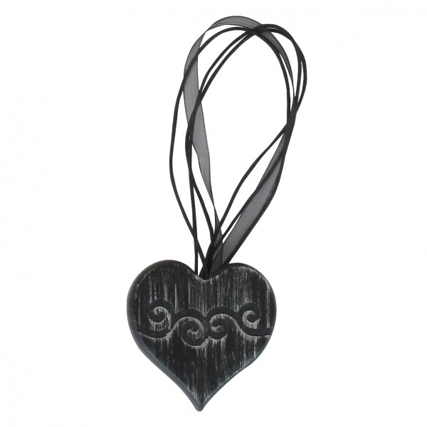 embrasse aimantee sweety noire et argent