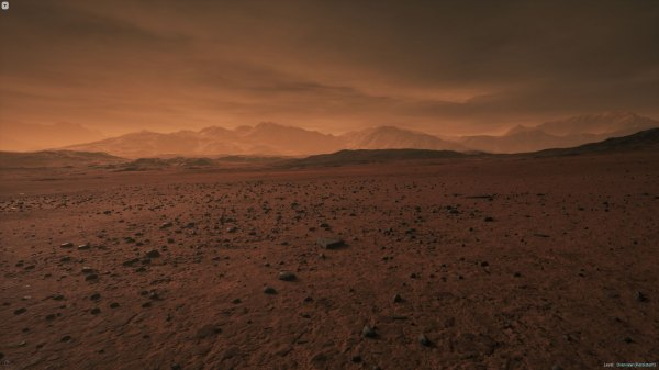 Mars Landscape v2.0 by Pixel Perfect Polygons in ...