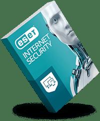 Eset Internet security 1 pc pour 1 an Image