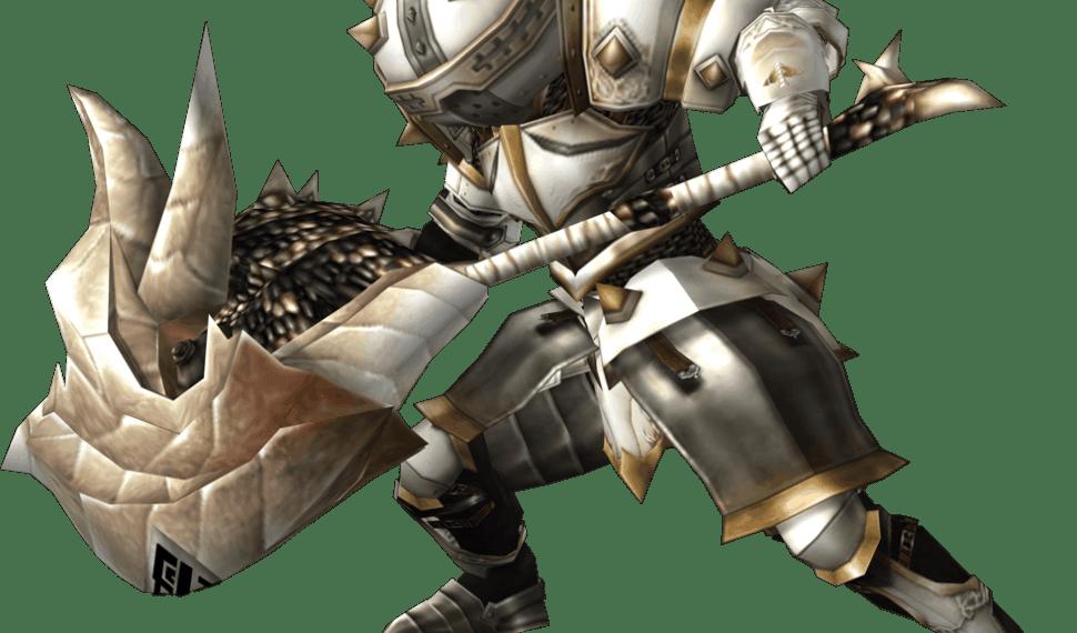Monster Hunter World  – Vũ khí hạng nặng