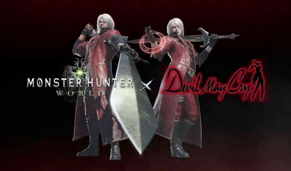 Monster Hunter: World, the Devil Hunters enter the battle!