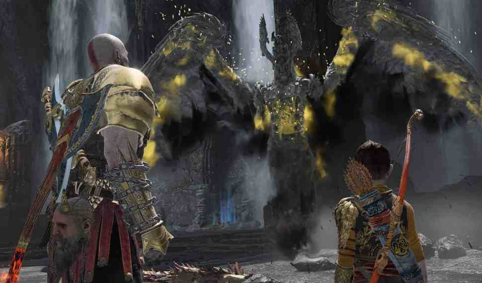 God of War – Fighting the Ultimate Foe