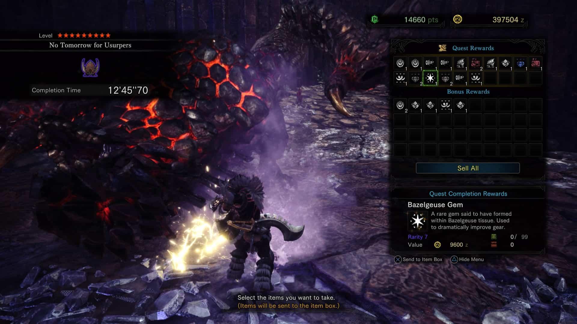Monster Hunter World Charge Blade - Bazelguese