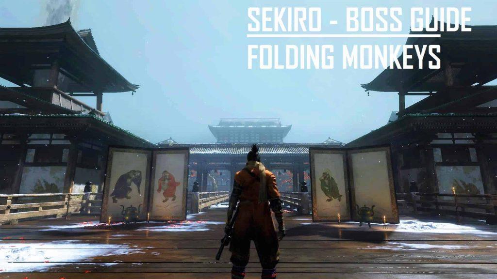 Sekiro Folding Monkeys