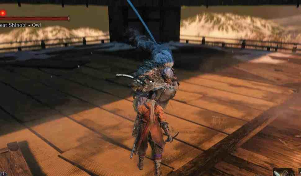 Sekiro – Boss Guide – Owl The Great Shinobi