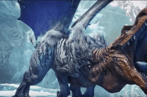 Monster Hunter World Iceborne – Viper Tobi Kadachi