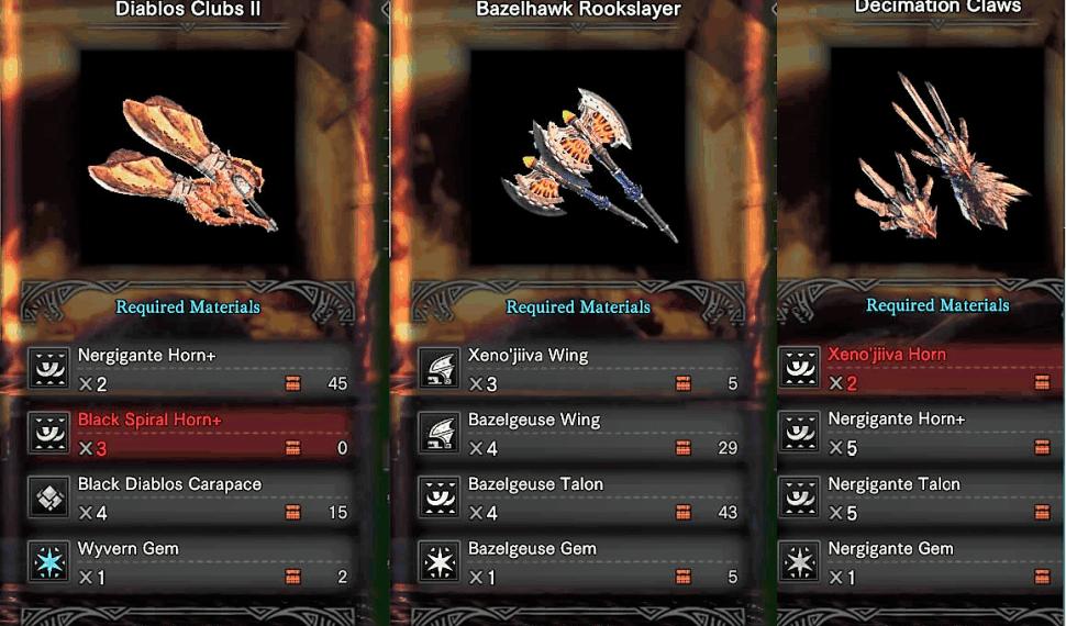 MHW Iceborne Best Dual Blades [2020 – Safi Dual Blades Meta Build]