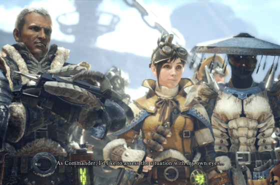 MHW Iceborne Weapons Guide – A quick announcement [Post Guidemap]