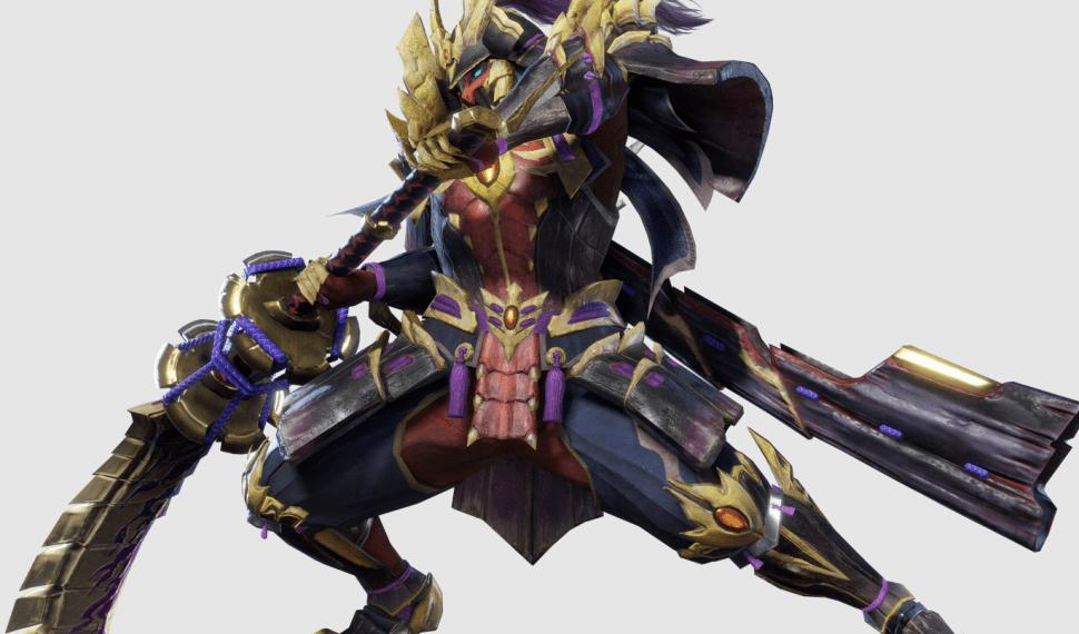 Monster Hunter Rise Long Sword Overview