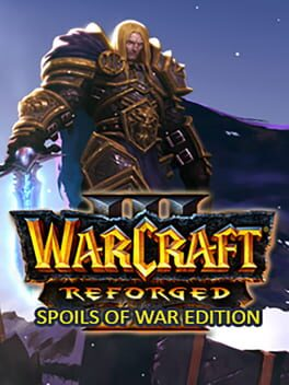 Warcraft III: Reforged Spoils of War Edition