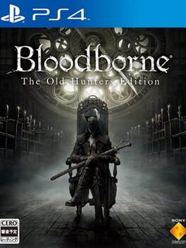 Bloodborne: The Old Hunters Edition