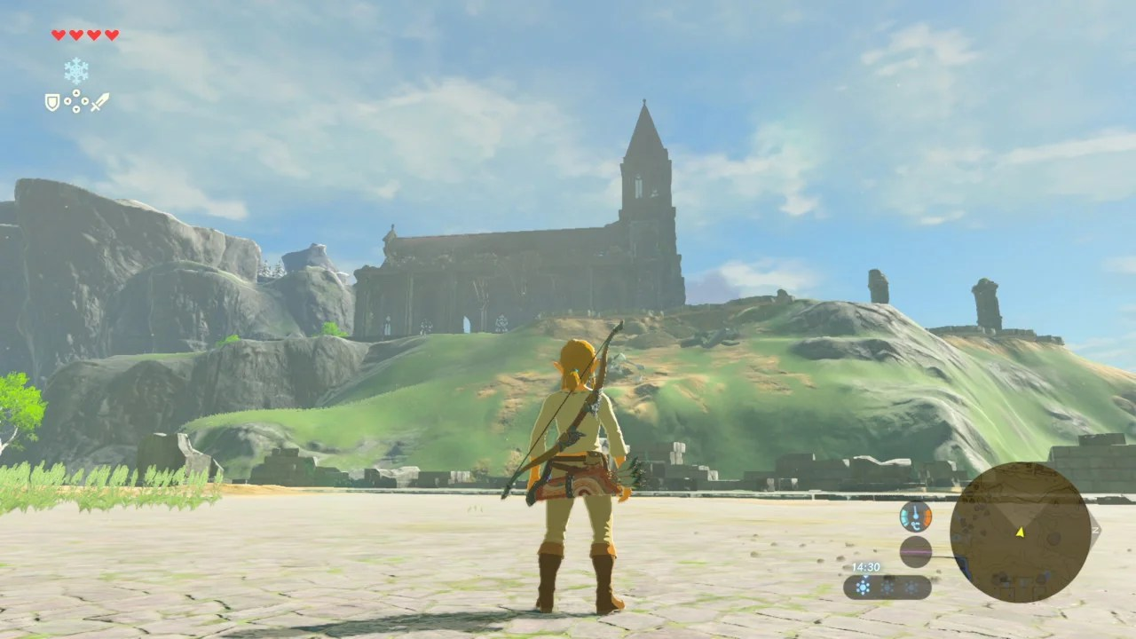 Best Nintendo Switch games  Every game you need for your Switch     The AAA title every Zelda fan has been waiting for  The Legend of Zelda   Breath of the Wild is Nintendo s top notch system seller