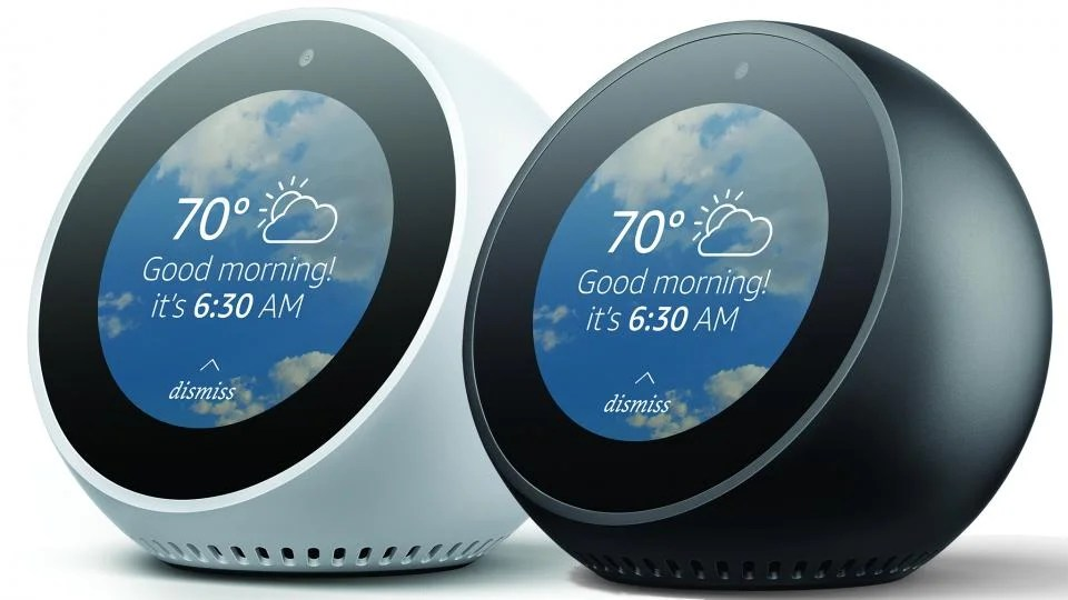 Image result for Amazon's Echo Spot