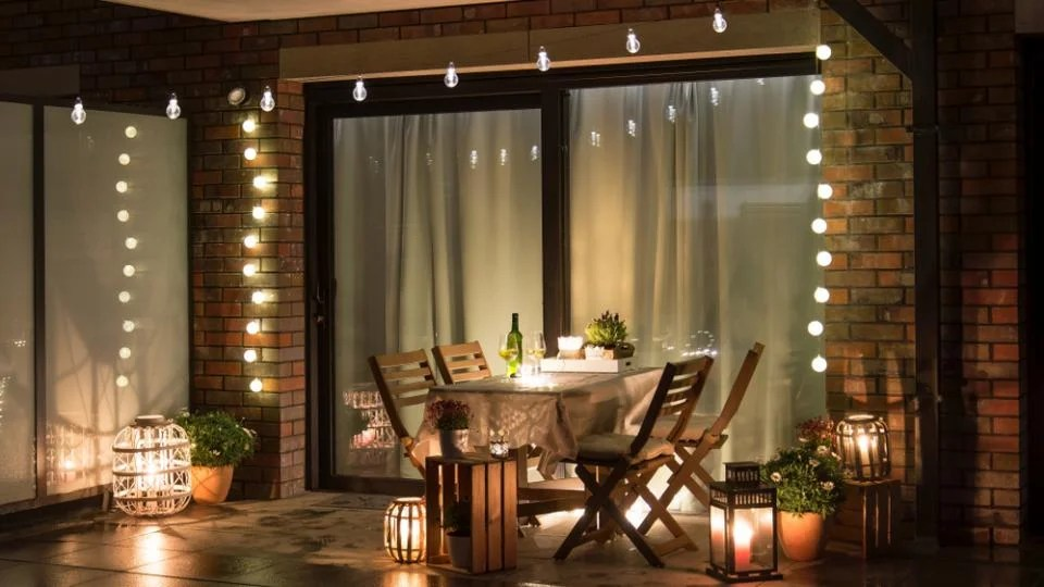 best outdoor lights add ambience and