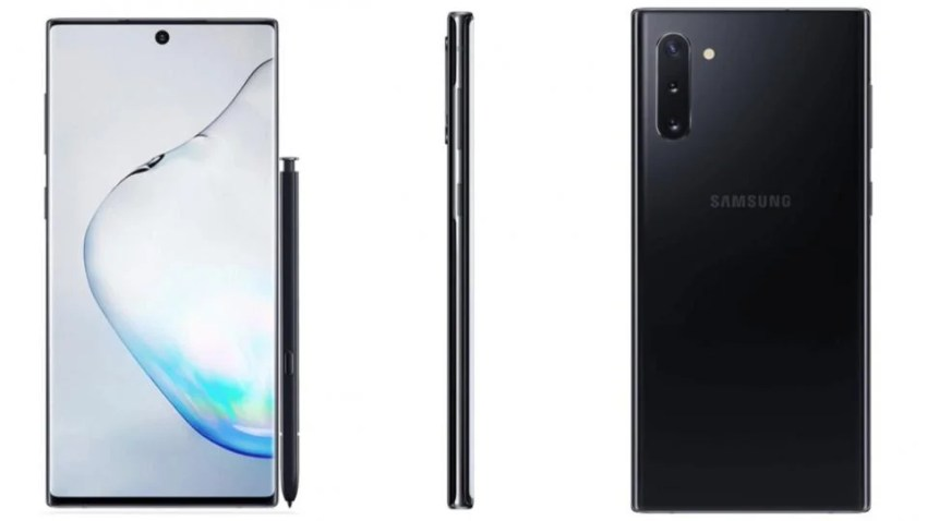 Image result for note 10 vs iphone 11