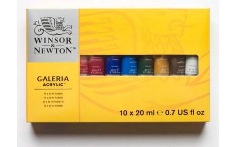Best acrylic paint 2021: The best paint sets for amateurs, students and professional painters