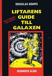 Liftarens guide till galaxen 1-4