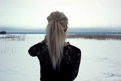 Картинки Девушек Блондинок Со Спины