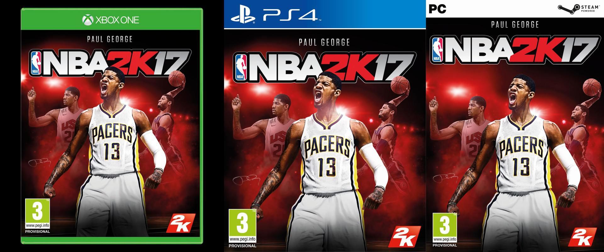 NBA 2K17 Cover Athlete Finally Revealed