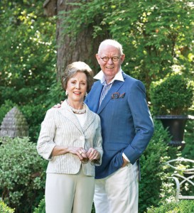 Nancy & Dan Carithers