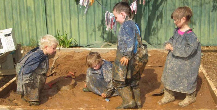 heuristic play in early education