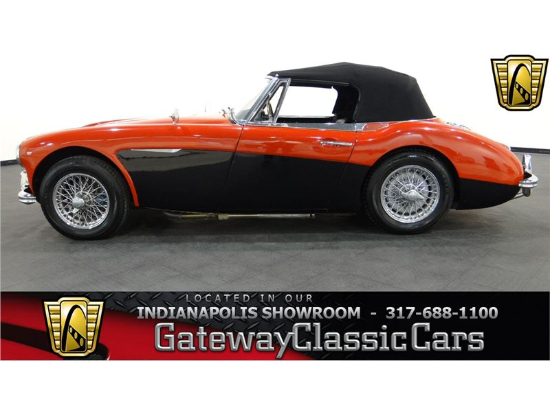 1963 Austin Healey 3000 For Sale   GC 13005   GoCars 1963 Austin Healey 3000