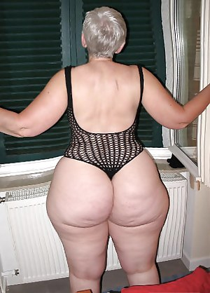 Mature Big Booty Pictures