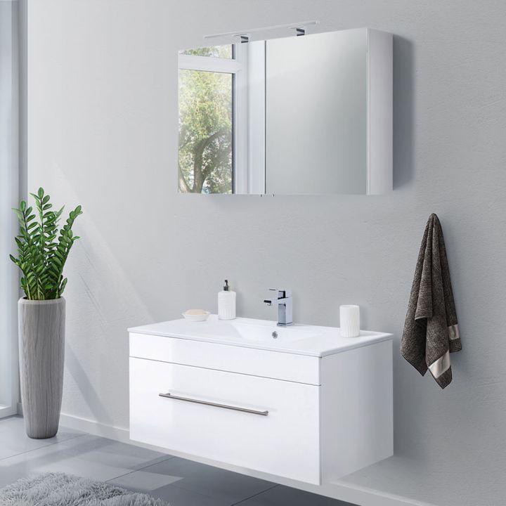 Badezimmerset VIVA VI (2-teilig) - Einrichtungsbeispiel