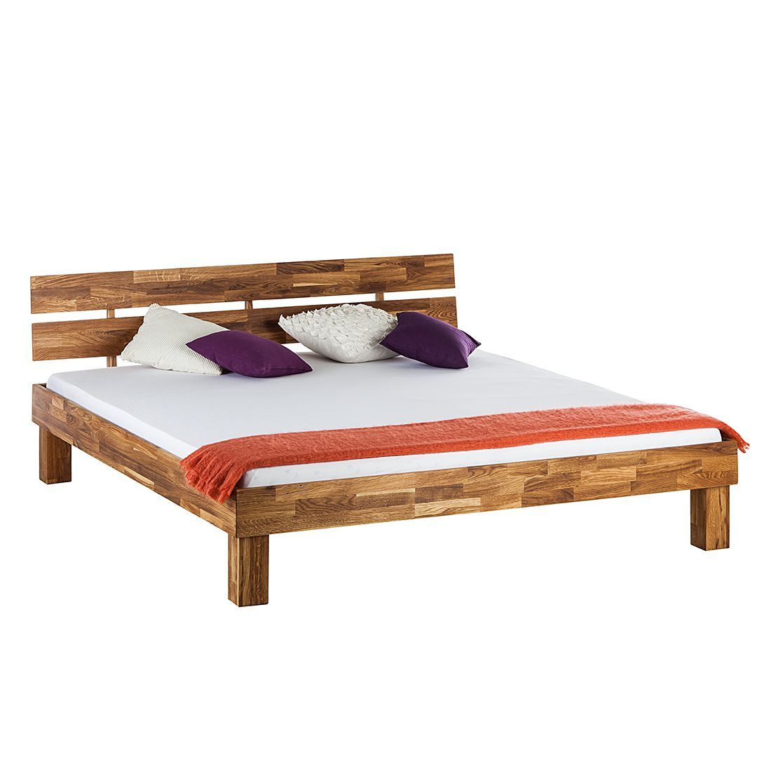 17 Sparen Massivholzbett Areswood 140x200 Cm Von Ars Natura Nur 249 99 Cherry Mobel Home24