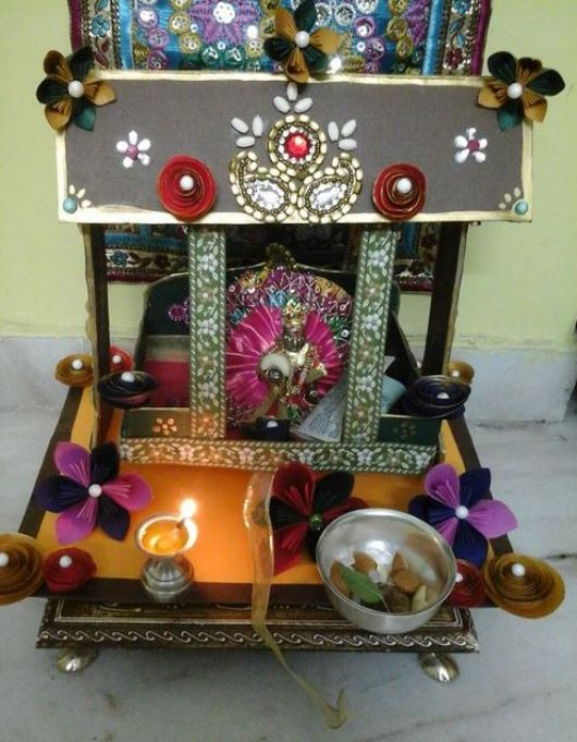 Janmashtami Decoration
