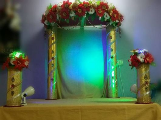 Ganpati Decoration Ideas