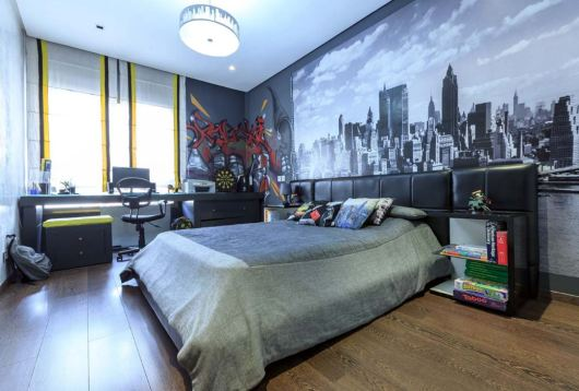 Teenage Bedroom Ideas Boy