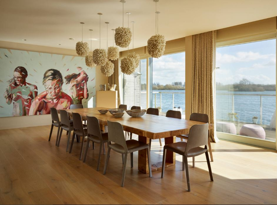 Dining Room Table Centerpieces Modern Dining Room Dining Room Decorating Ideas Dining